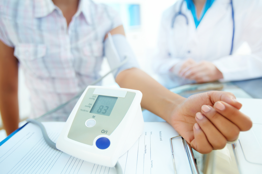 Factors Associated With Elevated Blood Pressure Levels